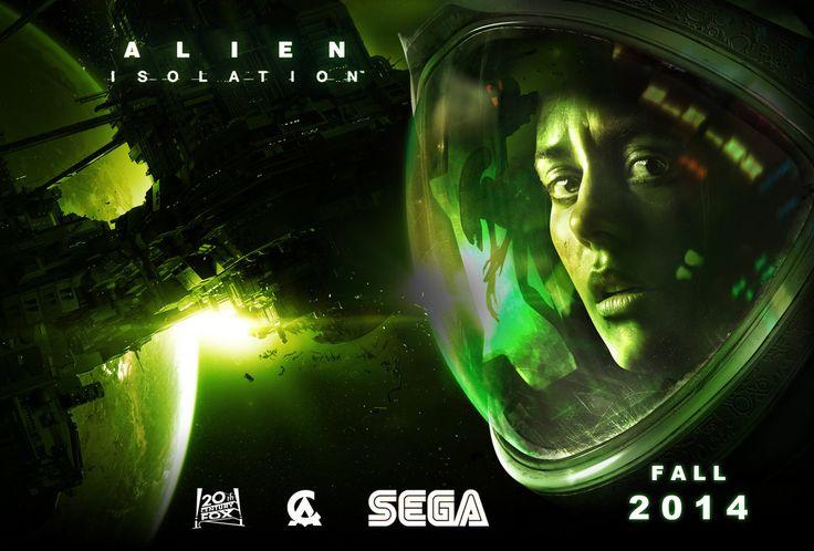 Alien Isolation – Witness Terror In Space