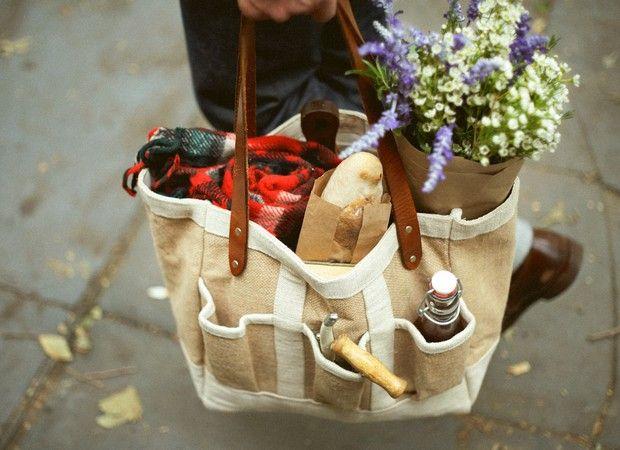 Apolis + Kinfolk Garden Bag