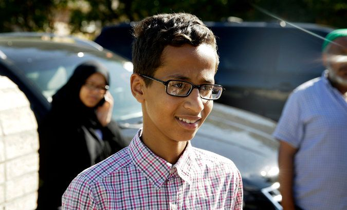 New York Times: Sept. 19, 2015 - Irving police chief defends response to Ahmed Mohamed's clock