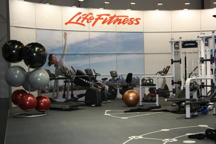 Life Fitness Activate Series FIBO 2012