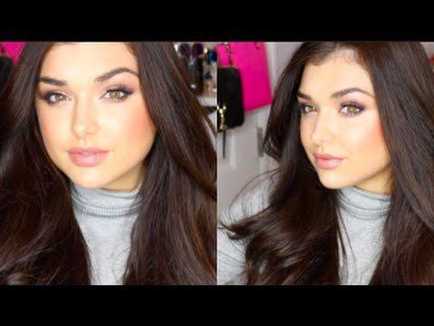Glam Holiday Makeup tutorial: Urban Decay X Gwen Stefani | Chloé Zadori - YouTube