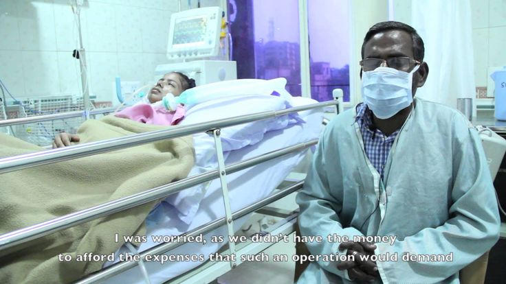 """Mr Sheikh Mukhtar Ali shares his happiness about his wife's successful heart surgery at CARE Hospitals, Bhubaneswar. He shares his wife's surgical experience like this """"Earlier I did not know what the word """"care"""" meant, but after coming to Aditya CARE Hospitals and experiencing the treatment given here I know exactly what it stands for""""."""