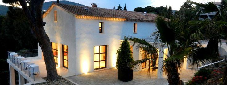 Villa Le Grand Bleu, Les Issambres, Cote d'Azur, Frankrijk (tip)