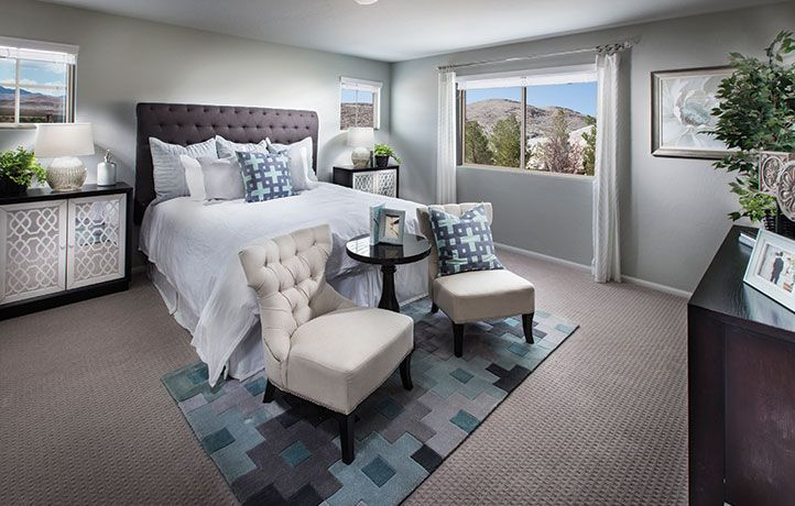 Montecito New Home Plan in Mountains Edge: Monterey Ranch-The Groves by Lennar