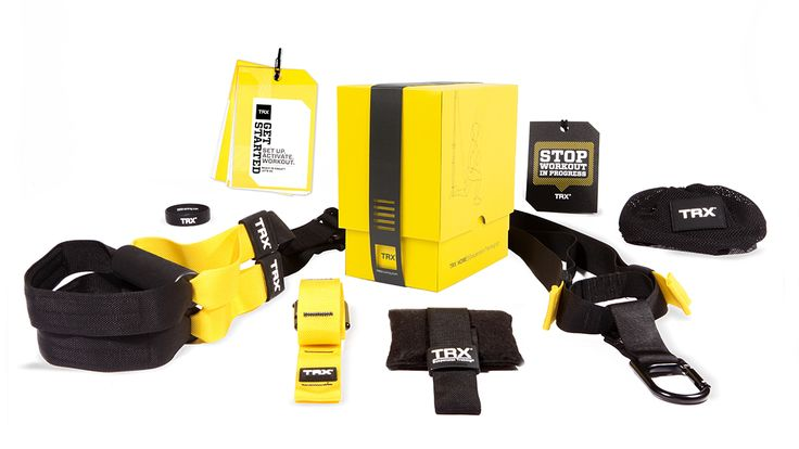 TRX Home Kit - I've done hour-long classes at a gym and they're awesome!  I'd love to get one of the kits so I can do it at home, too (the workouts on the website are only 15 to 30 minutes).