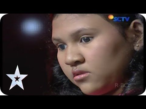 Claudya Fritska Makes Everyone Cry by Her Voice - Audition 2 - Indonesia's Got Talent - YouTube