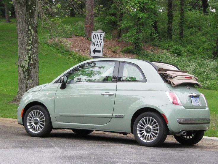 2012 Fiat 500C Cabrio
