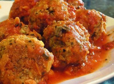 This is by far the best Italian Meatball you'll ever taste. Flavor through the roof!!! They are a huge hit at all my family functions. I hope you enjoy them as much as we do. P.S. I use this same recipe to make my meatloaf. I just add about 3/4 cup of fresh grated mozzarella and 1/2 cup shredded provolone to the meat mixture. Delicioso!!