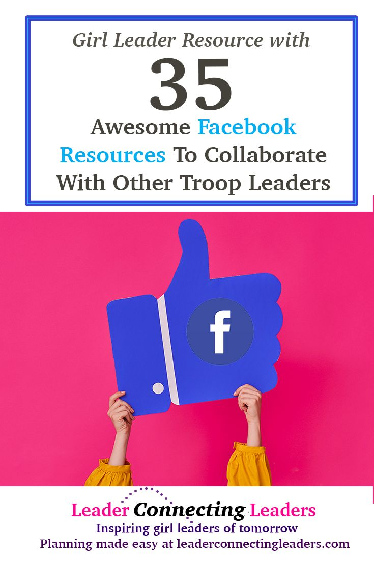 35 Awesome Facebook Resources To Collaborate With…