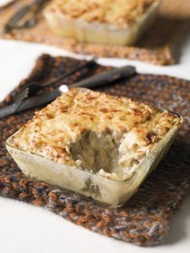 Ovenschotel van witte kool met gehakt en bechamelsaus | Spar