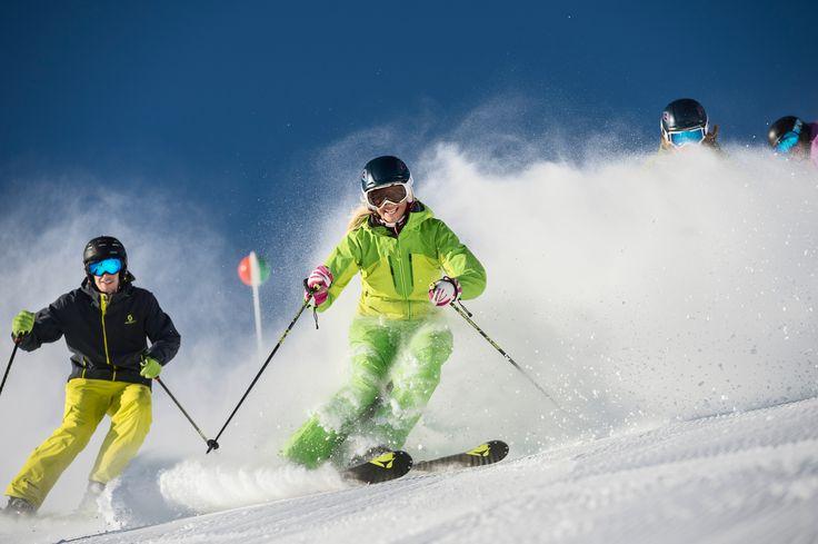 Skifahren in Flachau - DIE BERGQUELLE *** © www.bergquelle-flachau.at