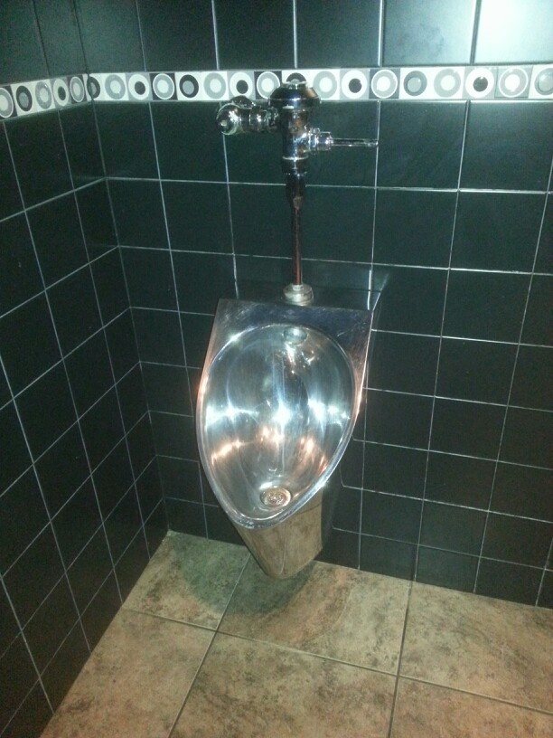Man Cave With Urinal : Images about home urinals on pinterest