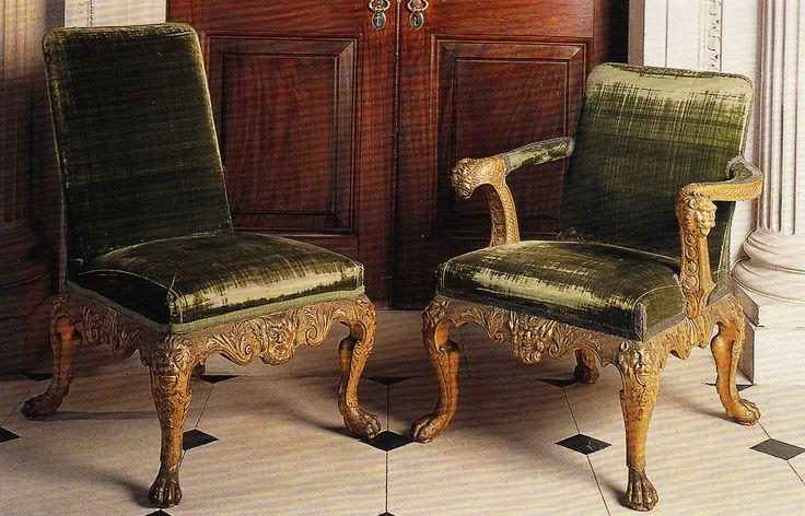 early georgian furniture - photo #14