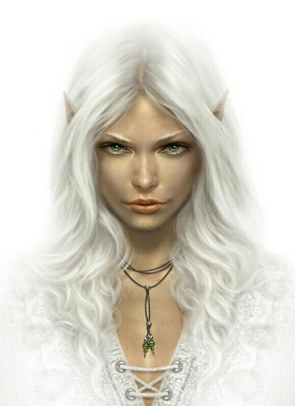 Female Elf Rogue - Pathfinder PFRPG DND D&D d20 fantasy