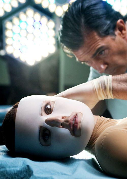 Movie by Pedro Almodovar: La Piel que Habito, The sking I live in.Love-Spain