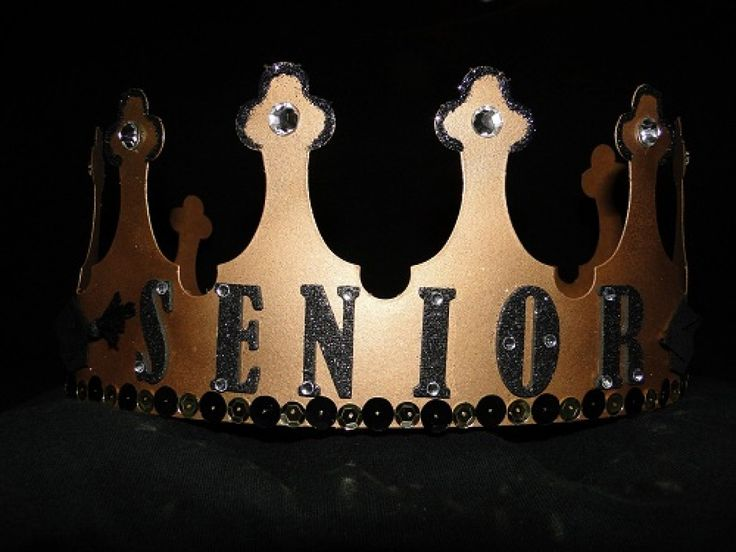 high school senior crowns | The Yellow Jacket : Stand Up to the Crown