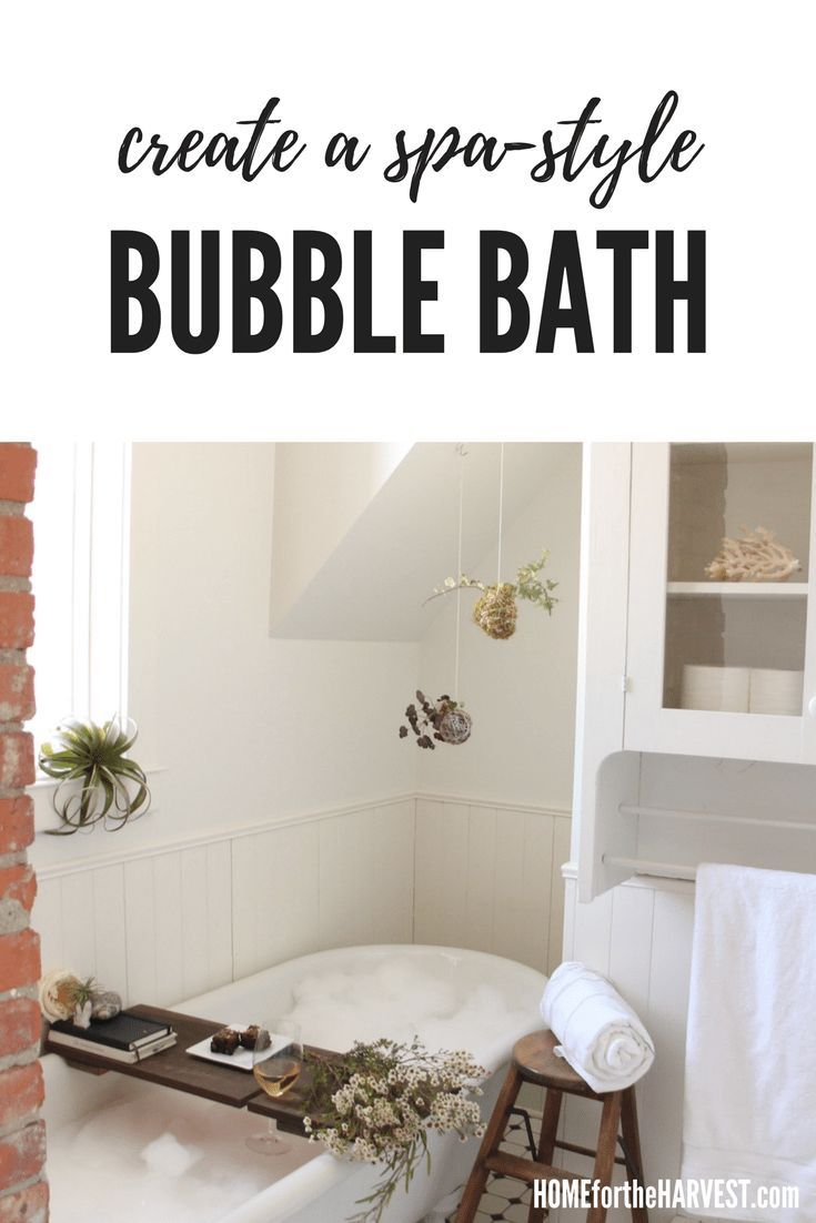 The Perfect Bubble Bath How To Create A Relaxing Bath In 2020