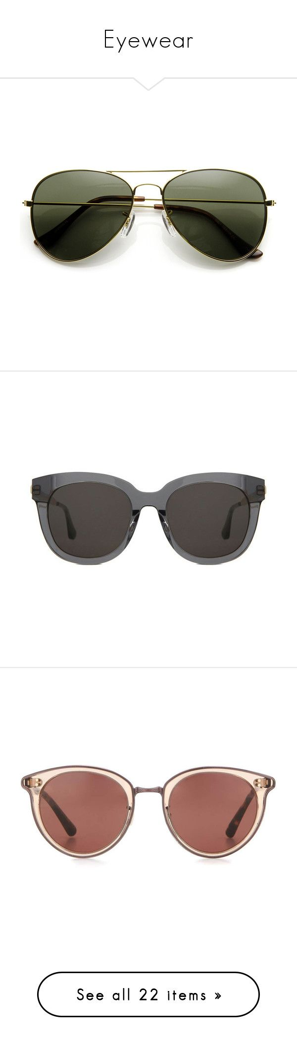 """""""Eyewear"""" by mia-christine ❤ liked on Polyvore featuring men's fashion, men's accessories, men's eyewear, men's sunglasses, mens aviator sunglasses, accessories, eyewear, sunglasses, glasses and glasses."""