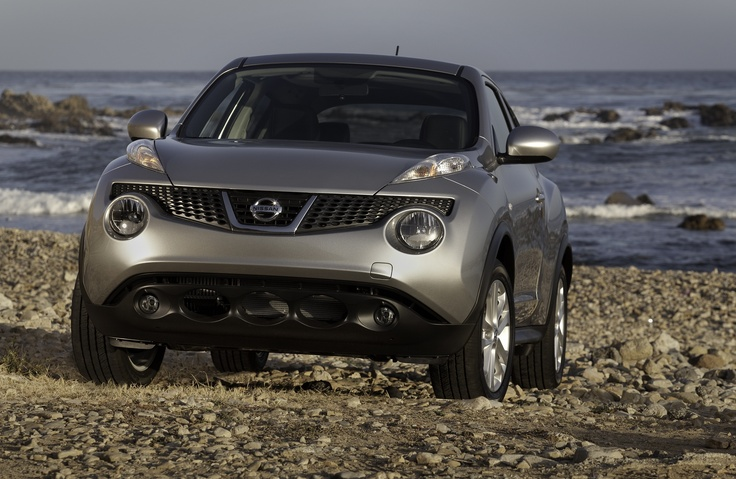The 2012 Nissan JUKE sport crossover features bold styling, fun-to-drive performance and advanced torque vectoring AWD.