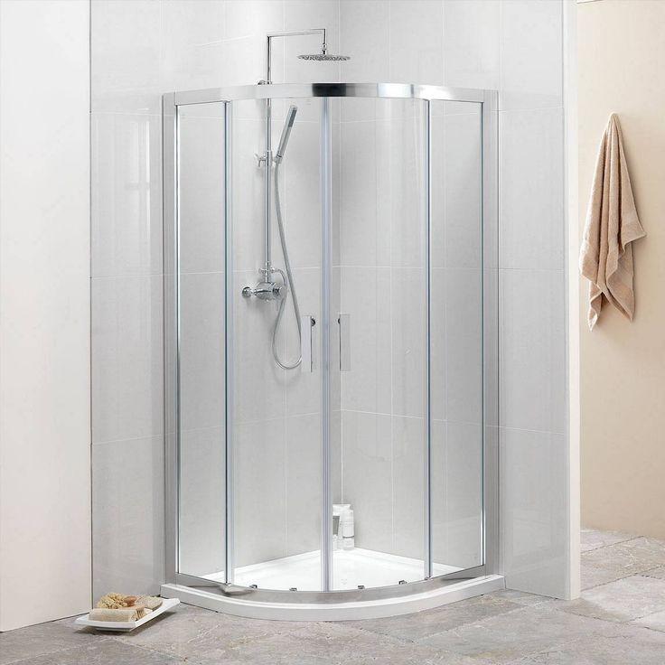 V8 Framed Quadrant Shower Enclosure 1000