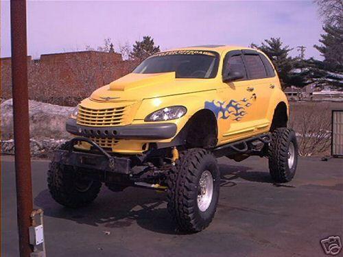Custom Pt Cruiser 4x4 Forum Cars Accessories Vehicles Trucks
