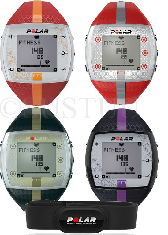 Polar FT7 Fitness Heart Rate Monitor - Sport watches help you to track running distance, time split laps and much more .Shop online for sport & fitness watches at: topsmartwatchesonline.com