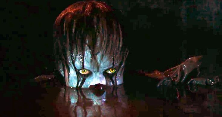 Stephen King's IT Trailer Is Here and It's Terrifying -- Warner Bros. has unleashed the very scary first footage from the upcoming adaptation of Stephen King's IT. -- http://movieweb.com/it-movie-trailer-2017-stephen-king/