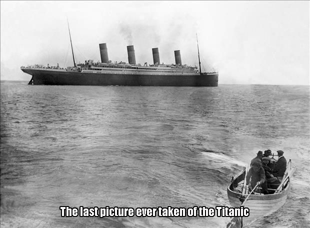 Very Rare Photos Of The Titanic – 18 Pics