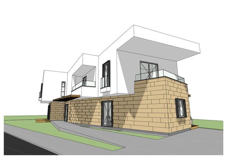 tahir yumuşakkaya evi - tek ev tasarımı