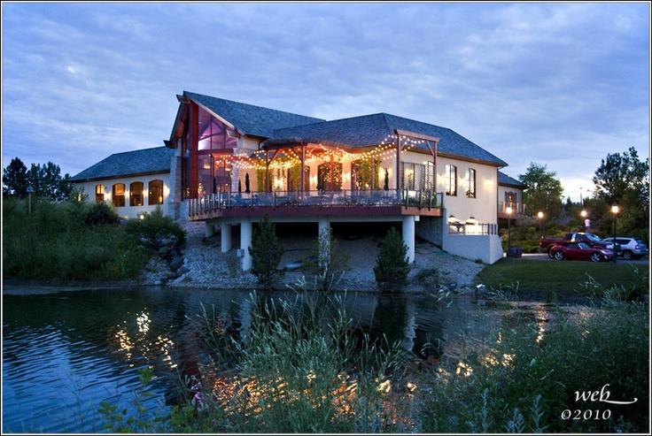 My wedding venue - the Onion Pub and Brewery (Lake Barrington, IL)