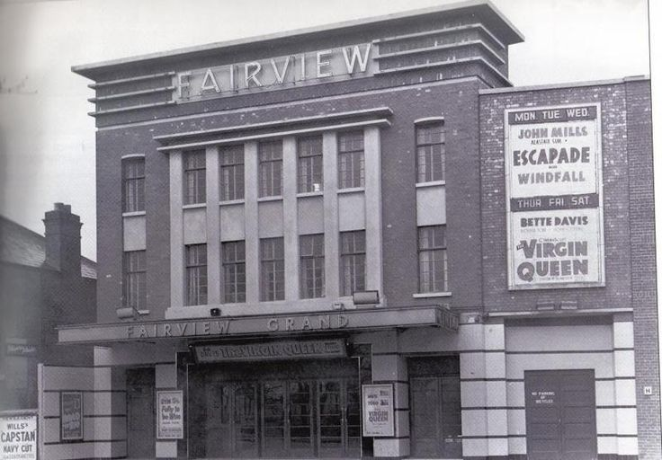 The Fairview Grand Cinema