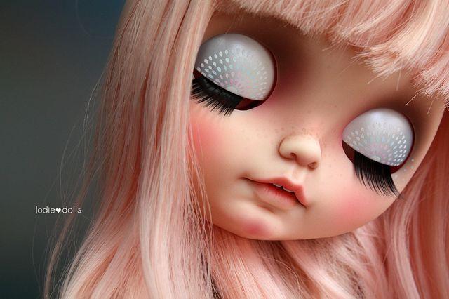 Custom Blythe doll by Jodiedolls