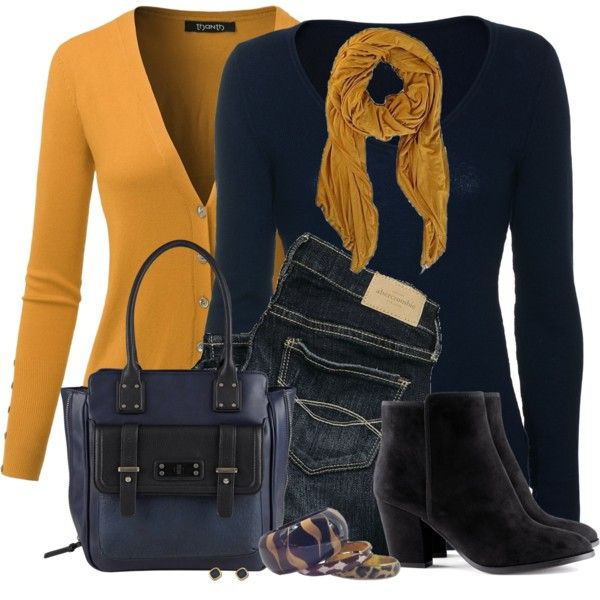 Blue Bag by daiscat on Polyvore featuring iHeart, H&M, ALDO, Kendra Phillip, donni charm and Abercrombie & Fitch