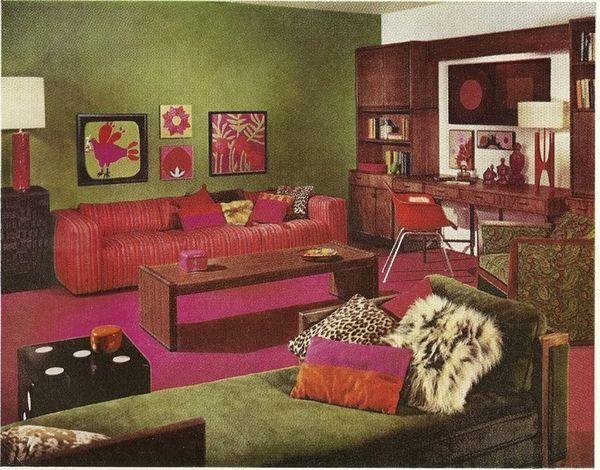 Mod Decor Vintage Scandinavian Furniture Retro Home Decor Retro Room