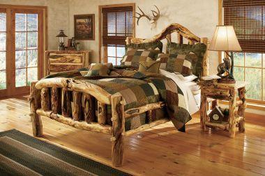 Cabela's Extra-Gnarly Aspen Log Bed