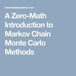 A Zero-Math Introduction to Markov Chain Monte Carlo Methods