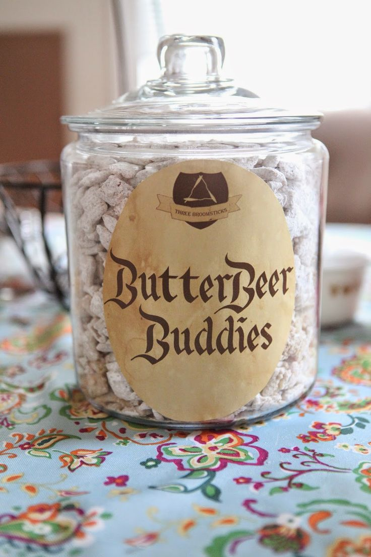 ButterBeer Buddies! | Sweet Nothings In The Kitchen