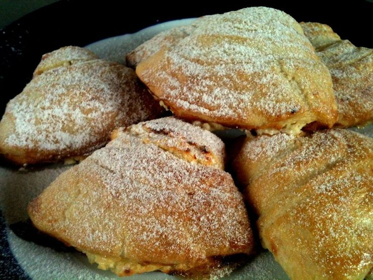 Ingredients Dough: 2 cups all-purpose flour 1 cup semolina flour 1/8 teaspoon kosher salt 1 cup unsalted butter, chilled and cut into small cubes...