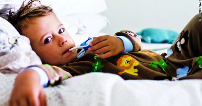 Medical Experts Warn Giving Children Too Much Calpol Can Lead To Serious Health Issues