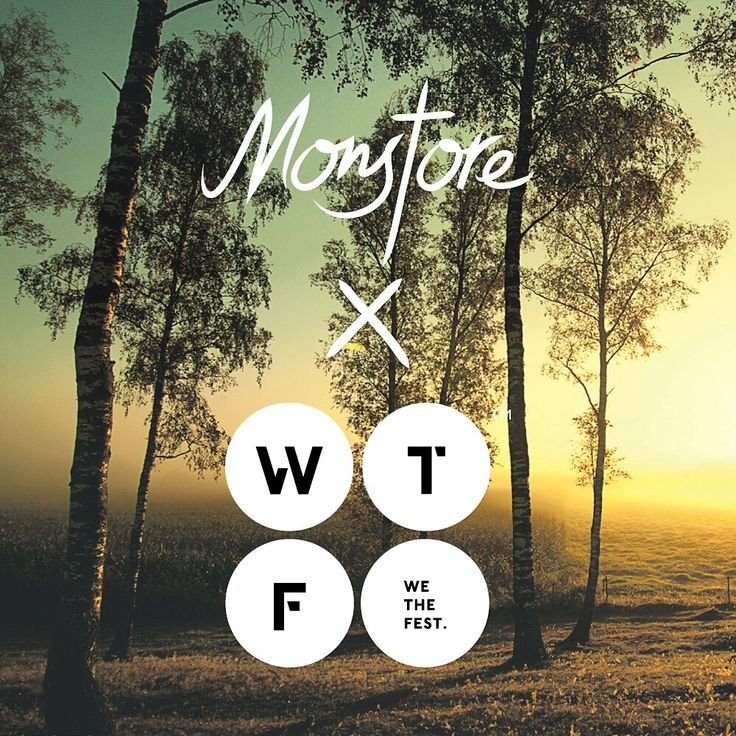 Monstore x WTF14