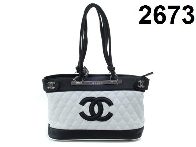 Chanel Handbags 2673  $68.66  $33.66  Save: 51% off