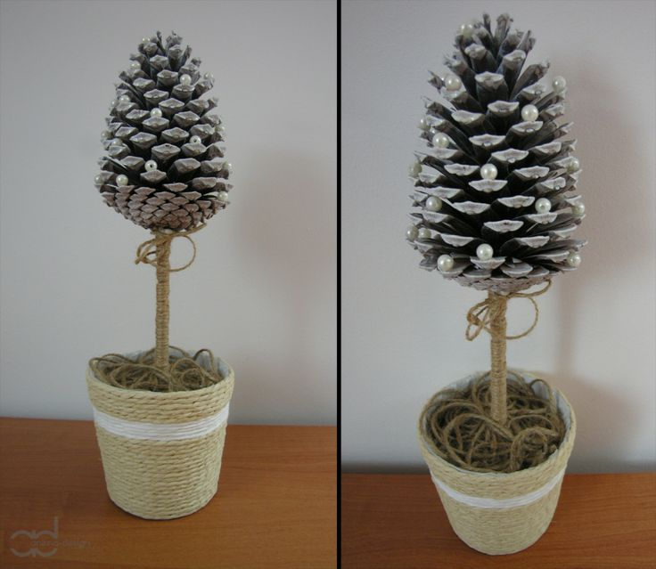 Little christmas tree. Made by Marta Czapla