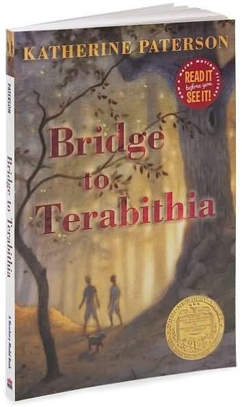 Bridge to Terabithia {{Realistic Fiction}}