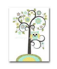 Декор в Малышам и дошкольникам > Детская комната - Etsy Дети - Страница 8
