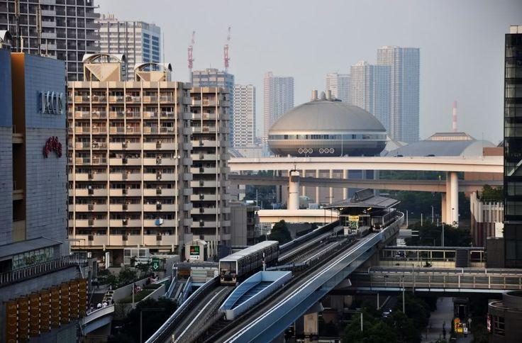 yurikamome skyscrapercity - Buscar con Google
