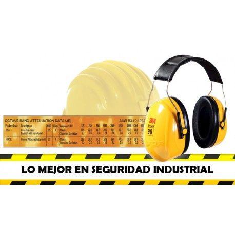 Tapa oido / Protector Auditivo Tipo copa 3M Model  H9A 3M