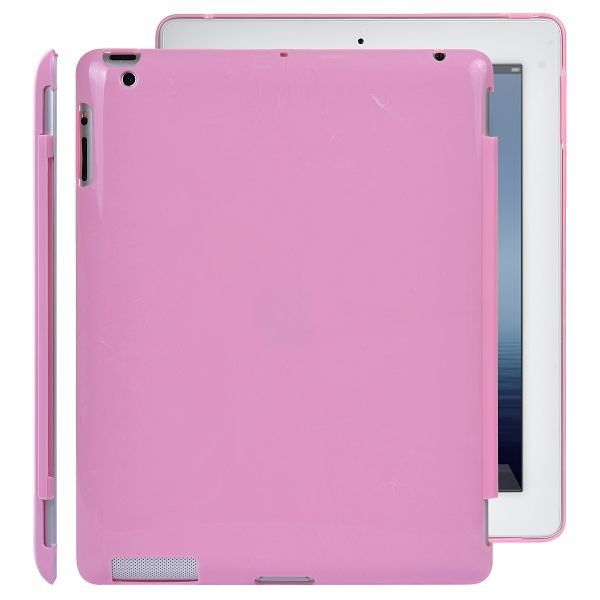 CandyColor Hard Shell (Lys Pink) The New iPad 3 / iPad 4 Cover
