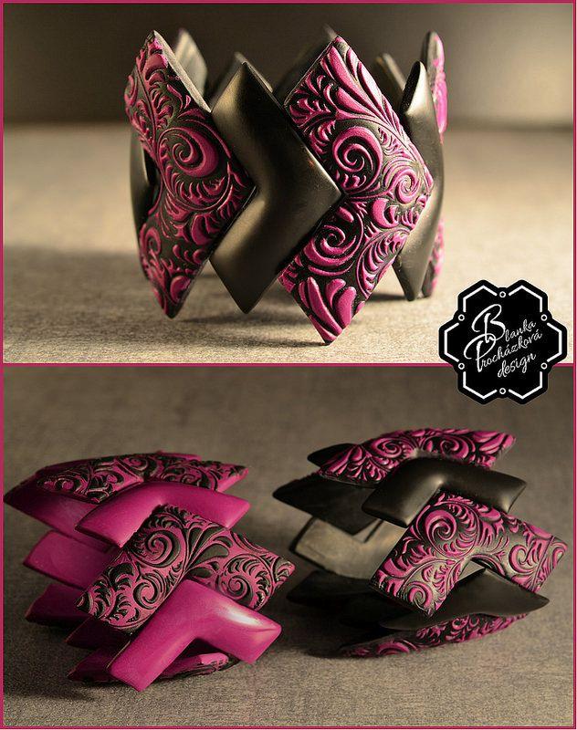 collage náramky | by Spacirka