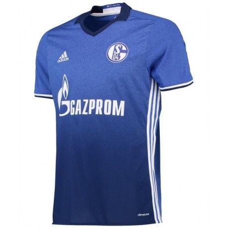 Camiseta Nueva del Schalke 04 Home 2017