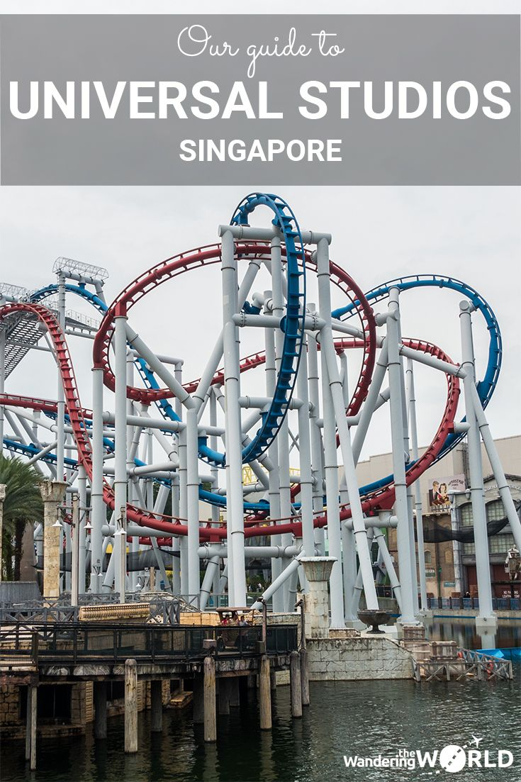 Our Guide to Universal Studios Singapore - Wandering the World